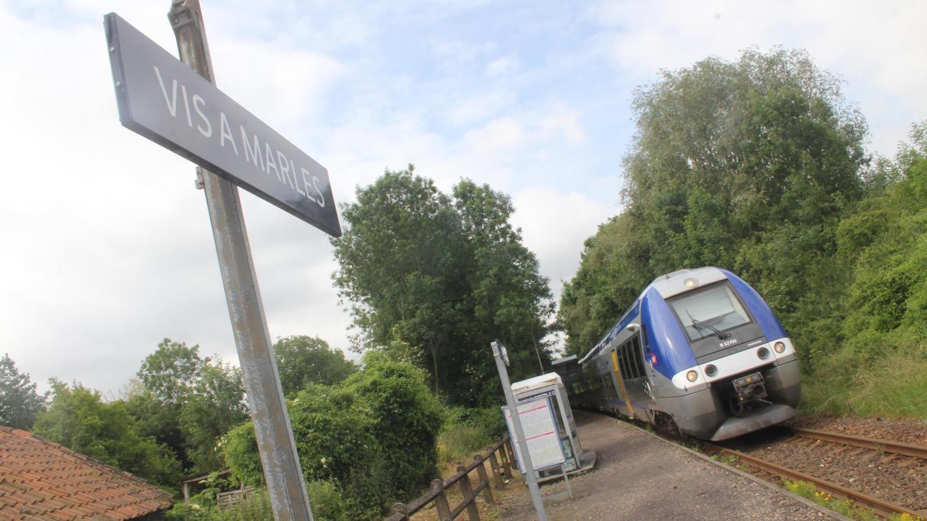 La ligne SNCF entre Marles-les-Mines et Camblain-Châtelain rouvrira bien après les travaux