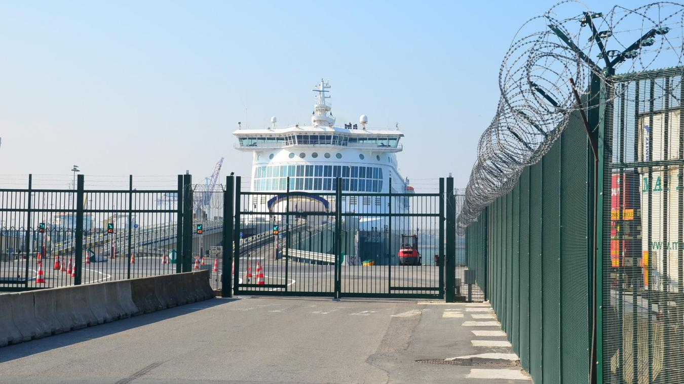 Terminal dfds