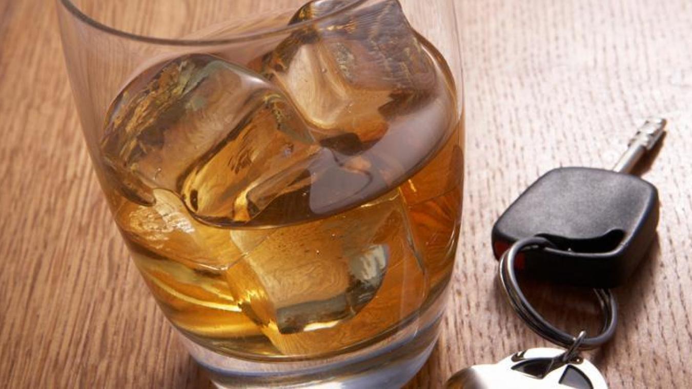 L'homme a bu avant et après l'accident, son taux d'alcoolémie n'a pas pu être vérifié.