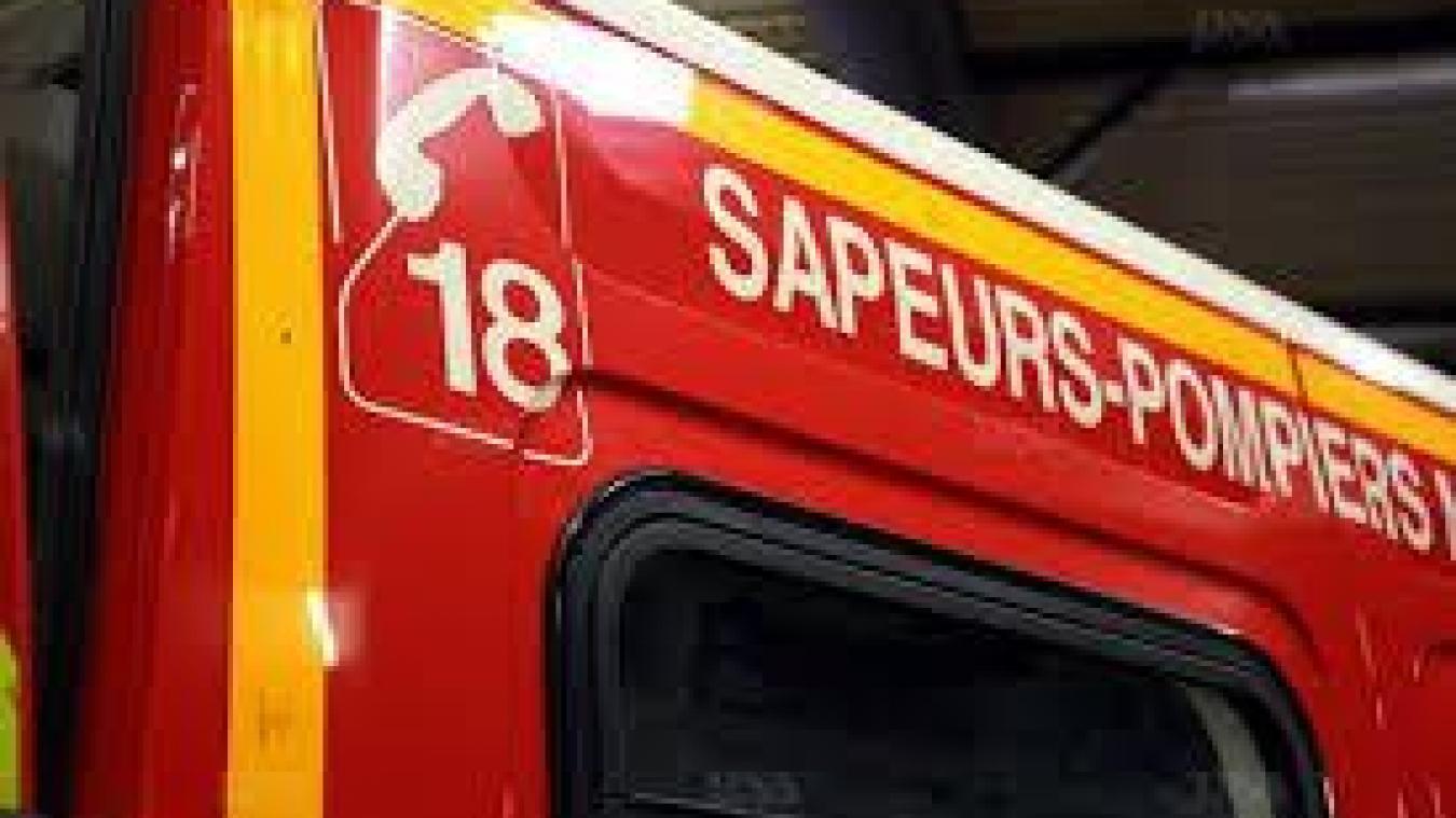 Deux hommes ont été pris en charge par les secours la nuit dernière.