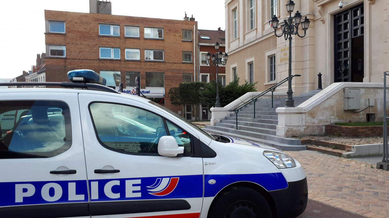 Le prévenu a été jugé en comparution immédiate au tribunal correctionnel de Dunkerque.