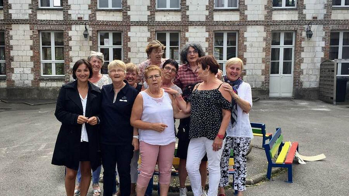 Montreuil Sur Mer Elles Retrouvent Leurs Sœurs De Cœur De