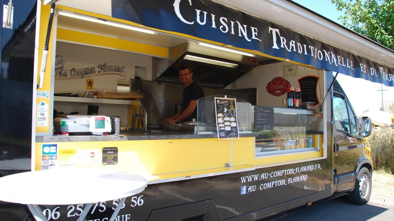 Hazebrouck Des Plats D Estaminet Dans Un Food Truck