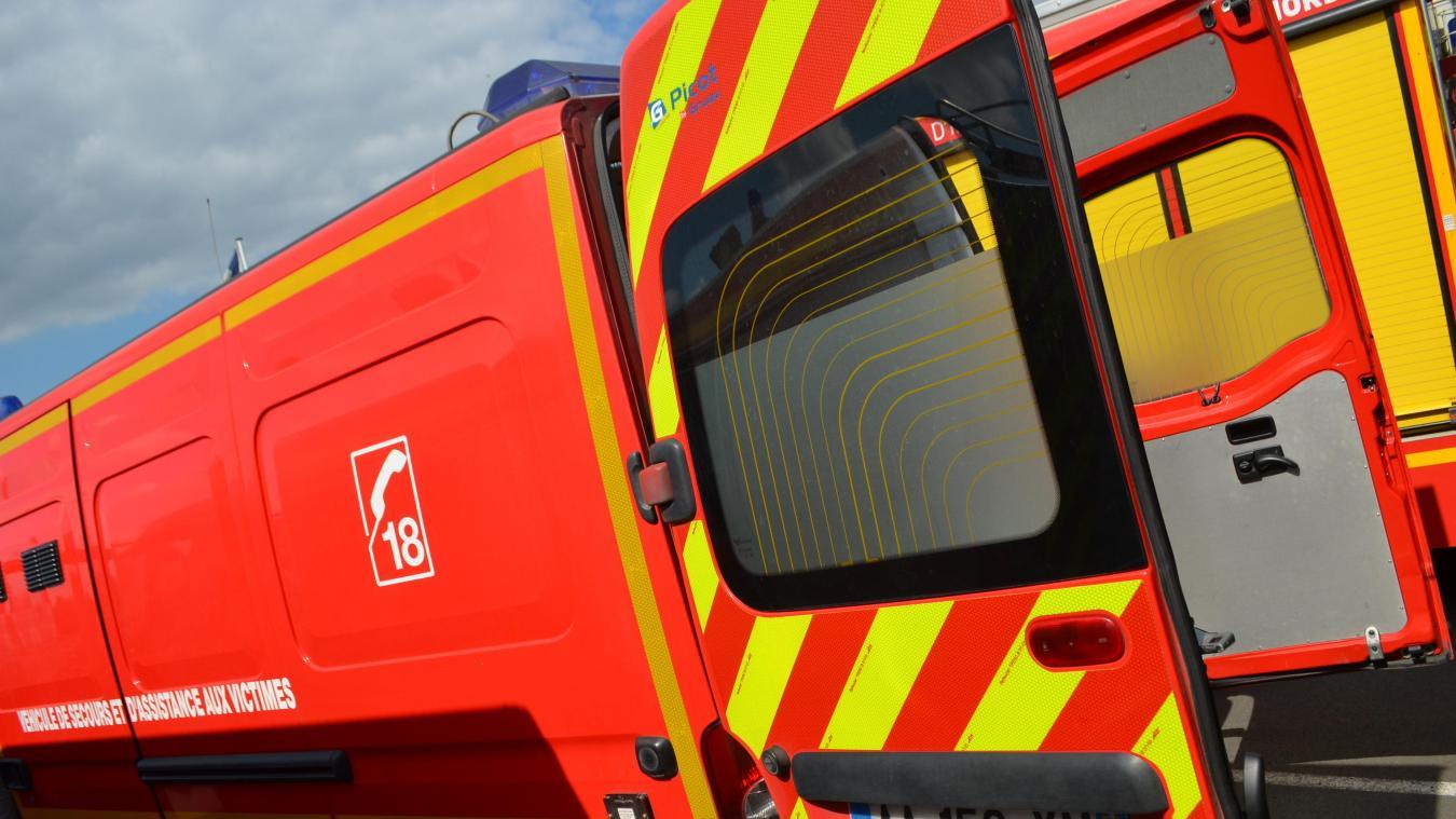 Ce sont les pompiers de Saint-Venant qui sont intervenus sur place. Photos d'illustration.