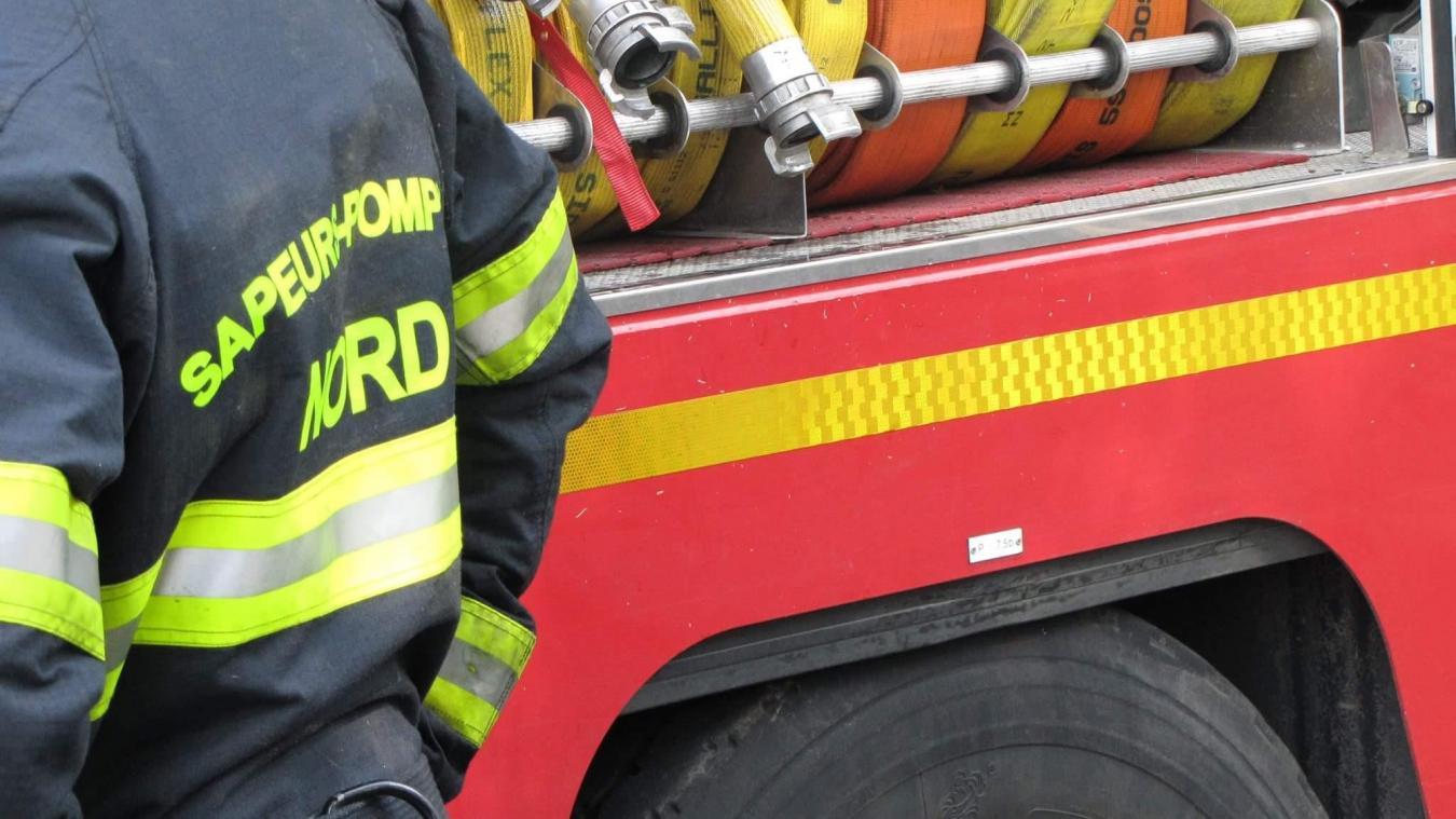 Les sapeurs-pompiers de Dunkerque ont été appelés pour porter secours à une personne qui voulait se jeter du troisième étage.