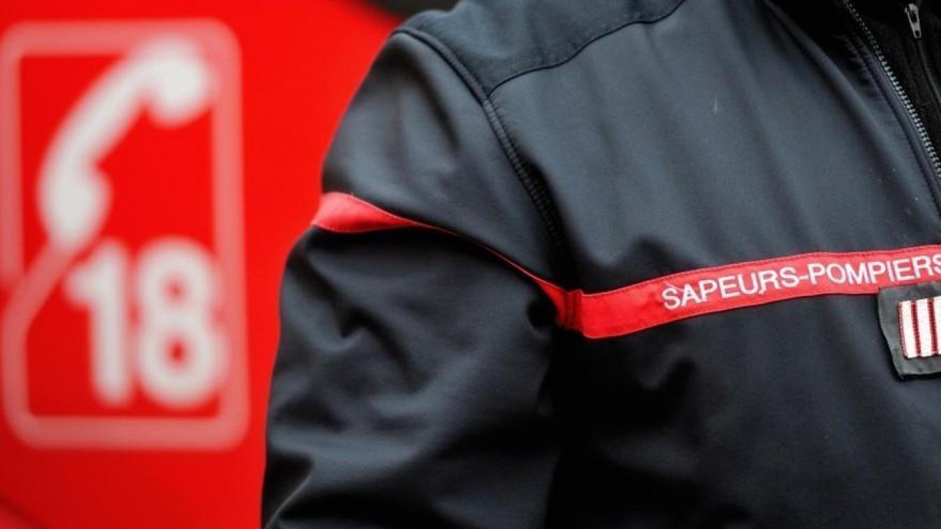 Burbure: un motard décède dans un accident à l'angle des rues de Rieux et de Lillers
