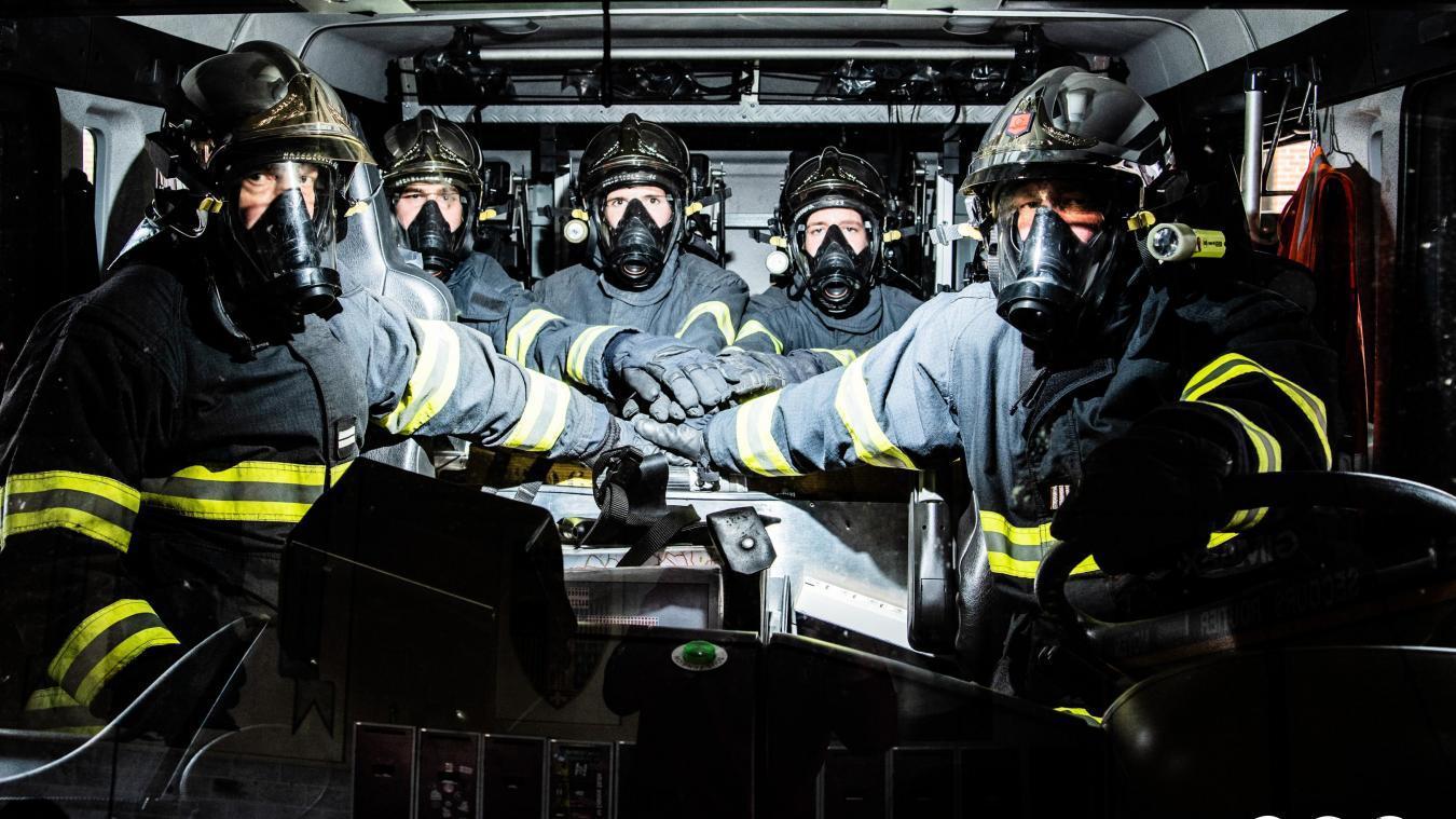 Laurent Bossaert A Voulu Saisir Le Quotidien Des Pompiers Et Lemotion De La Caserne