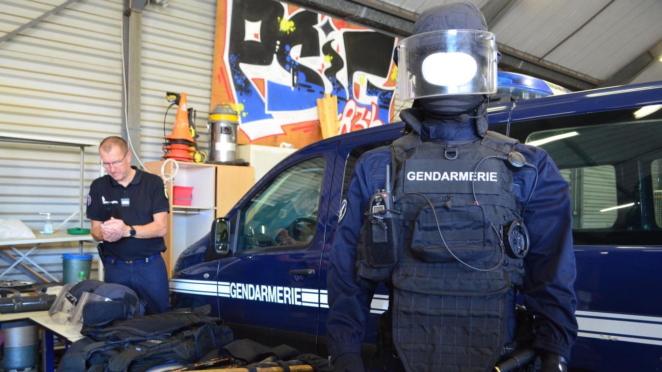 Vous pourrez aussi poser toutes vos questions aux équipes présentes à la gendarmerie d'Hazebrouck, samedi 12 octobre.