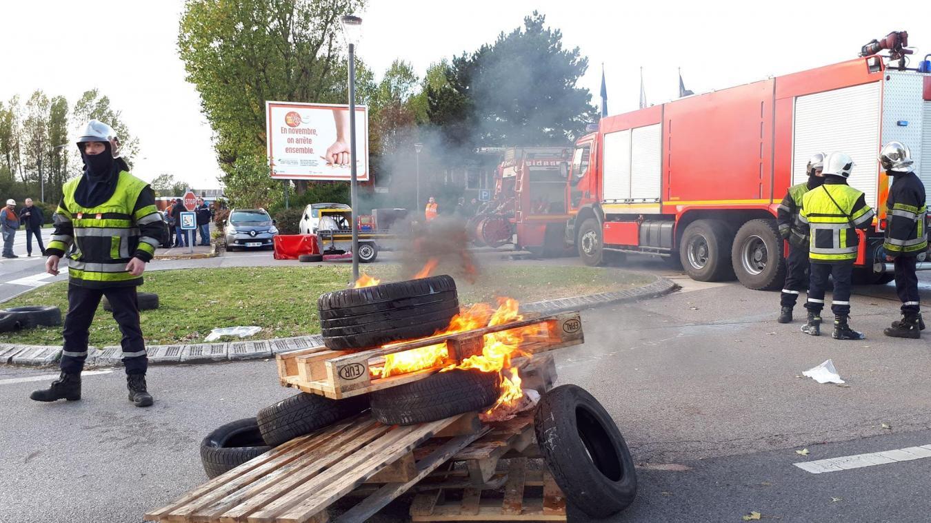 ArcelorMittal : fin du mouvement de grève des pompiers (vidéos)
