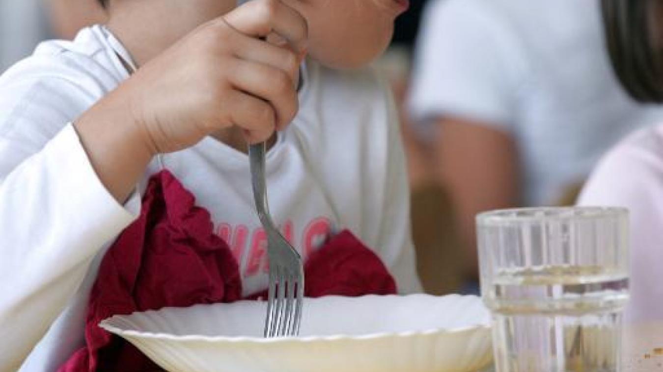 En moyenne, 35 repas par jour sont servis à la cantine de Merckeghem.