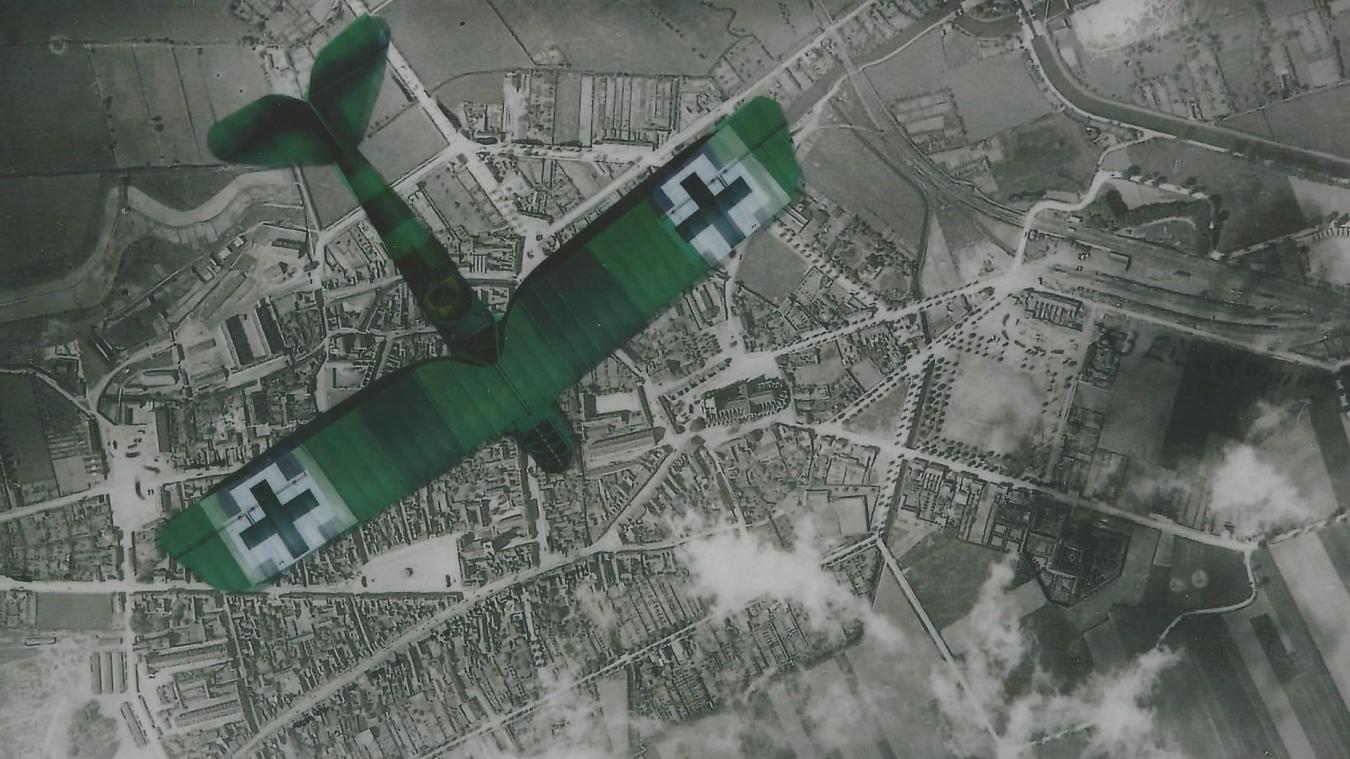 Aire-sur-la-Lys était dans le viseur allemand