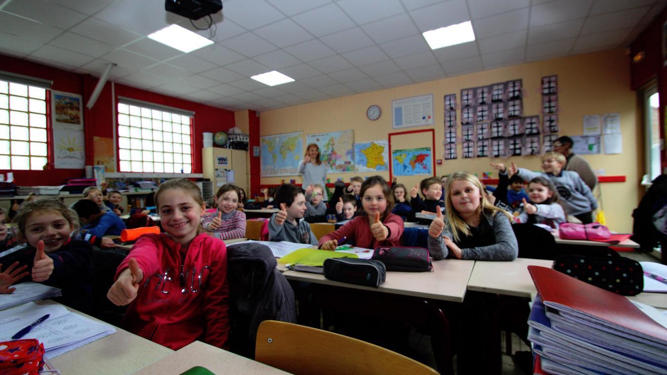 L'argent servira à améliorer l'accueil des élèves de l'école Sainte Jeanne d'Arc. Photo d'archives