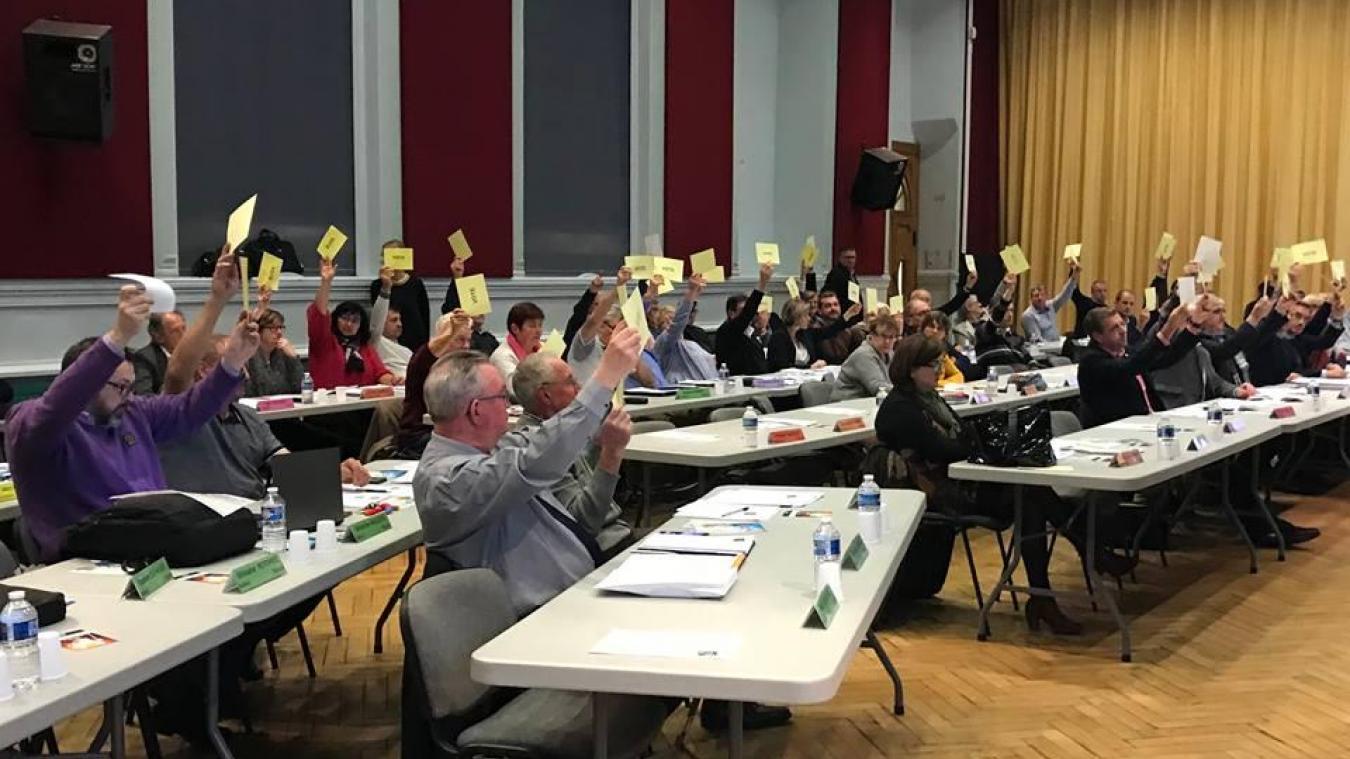 Les élus ont voté en grande majorité en faveur du plan local d'urbanisme intercommunal.