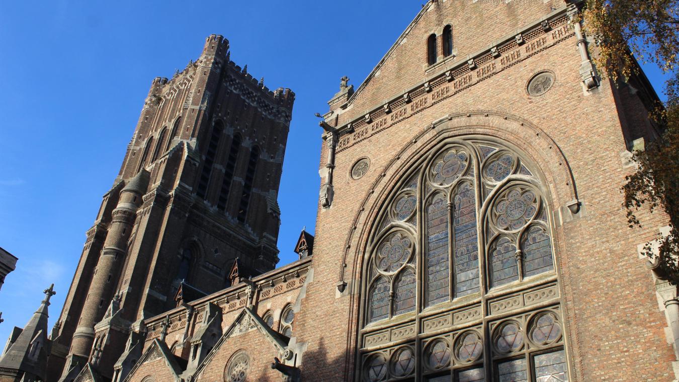 Béthune: comment la Ville peut sauver l'église