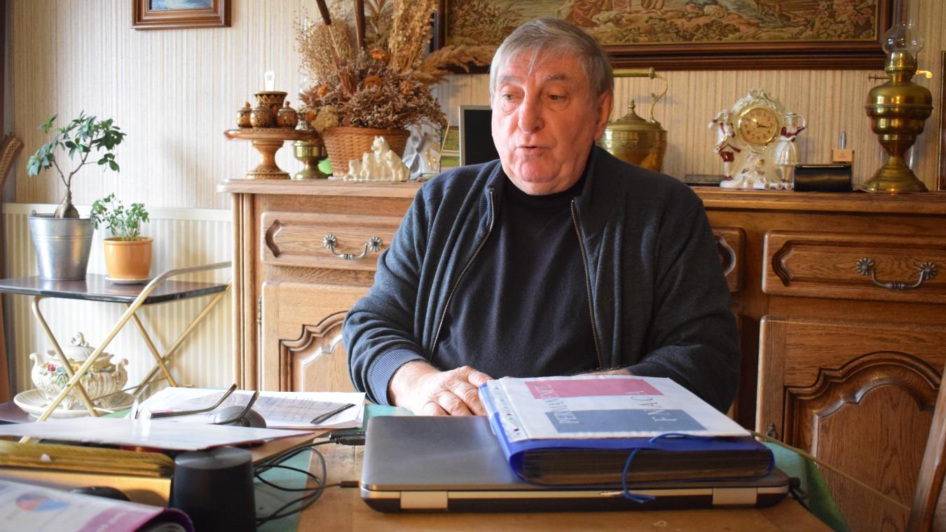 Bernard Libaert restera-t-il secrétaire et trésorier de la section de Wormhout ?