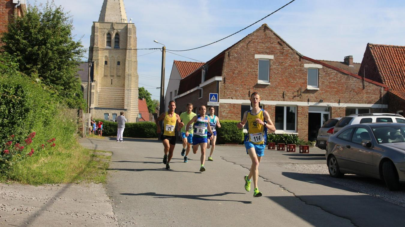 Jerémy Laneeuw est le grand vainqueur du Challenge des Monts de Flandres.