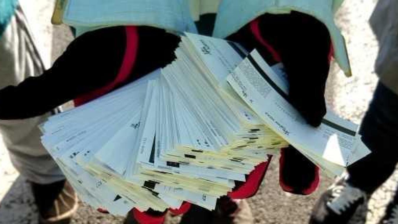 Wailly-Beaucamp : les tickets de péage «récoltés» par les gilets jaunes