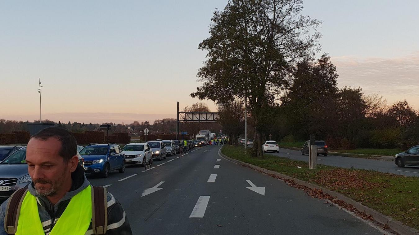 Vendin-le-Vieil: ils veulent les routiers avec eux