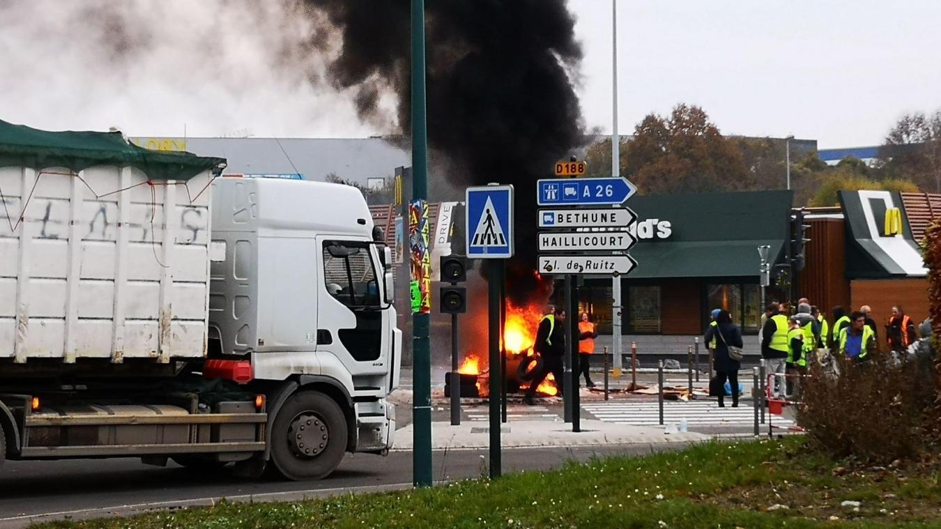 Quelle situation sur les routes lundi 19 novembre? (photos)