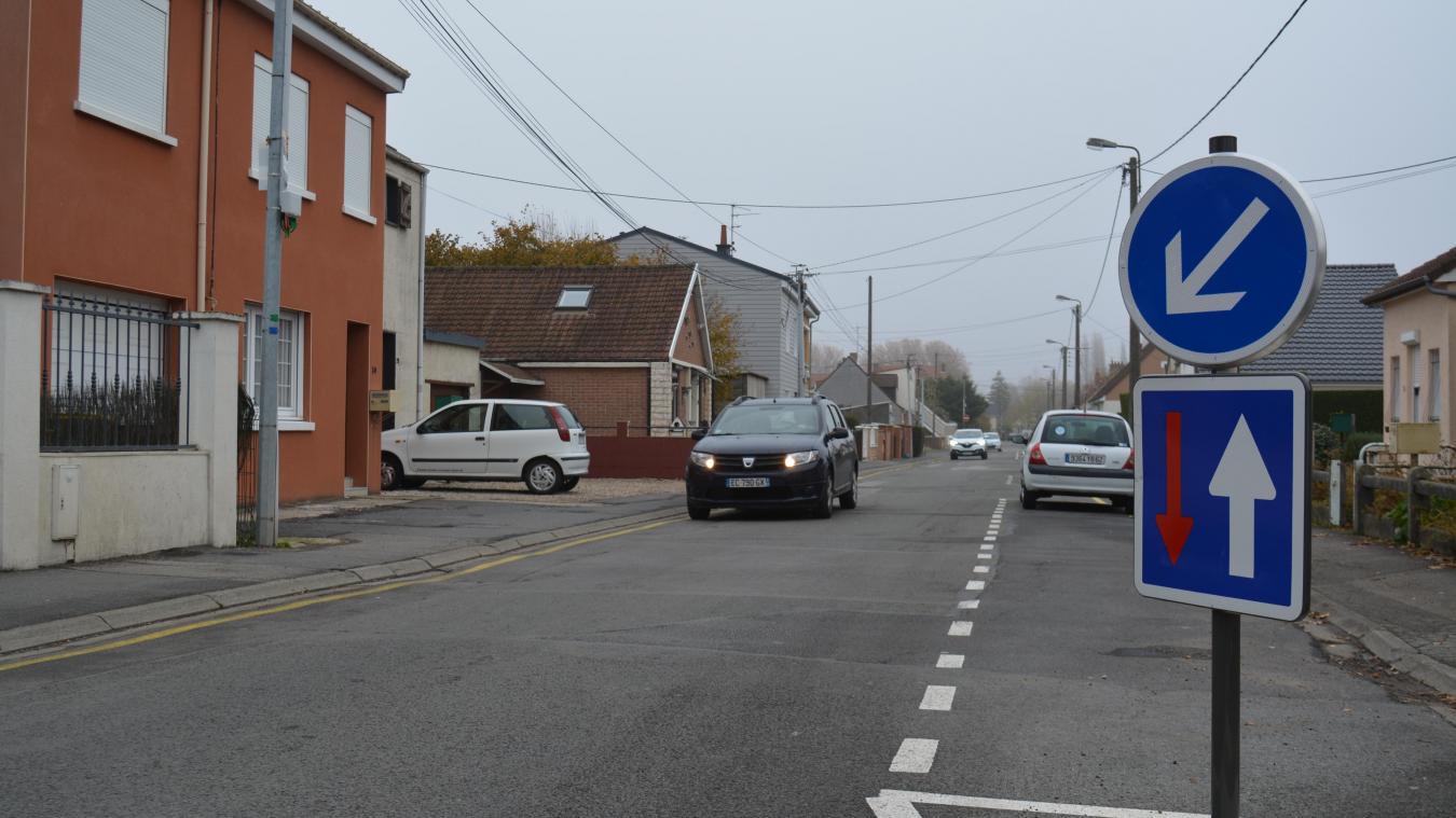 Le passage en sens unique de la rue de Saint-Pol est un des chantiers à venir dans le quartier.