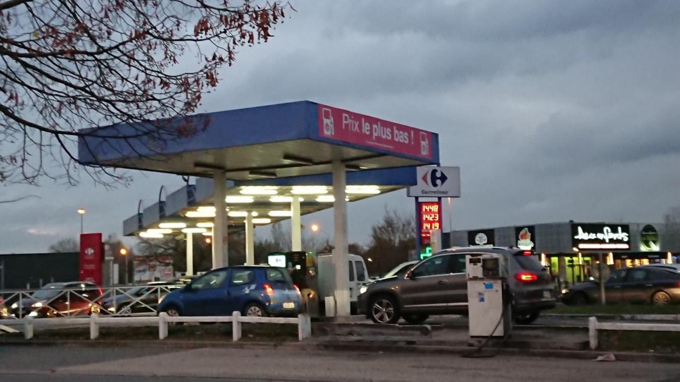 Béthune, Auchy-les-Mines, Auchel, Bruay… Le point sur les stations à sec et les autres