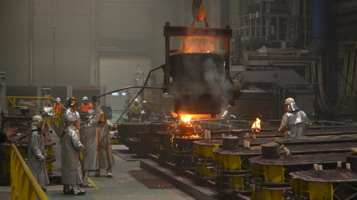 Le chantier devrait se terminer fin 2020, mais déjà les conditions de travail des employés d'Outreau Technologies se sont améliorées.