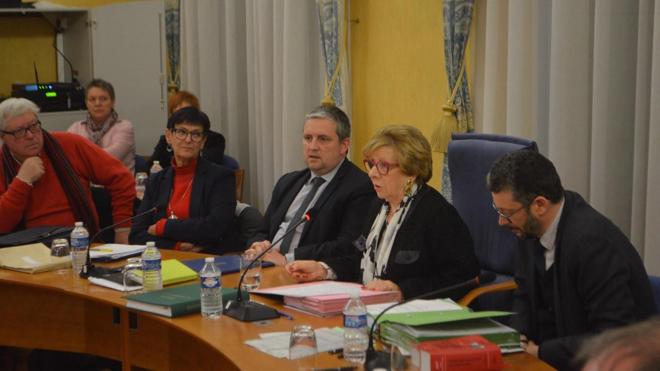 Outreau : la maire Thérèse Guilbert rend sa démission après 13 ans à la tête de la commune