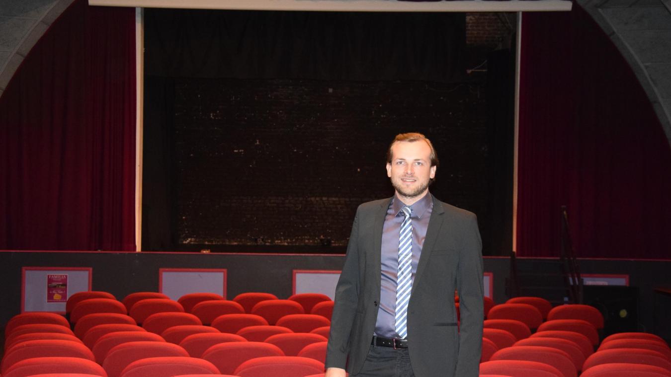 Matthieu Kalka est un directeur artistique motivé à faire prospérer la Familia.