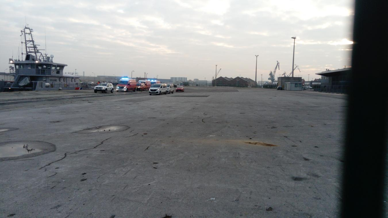 Quatre migrants, en situation d'hypothermie ont été transférés vers l'hôpital de Calais, et les sept autre ont été remis aux services de la Police aux Frontières.