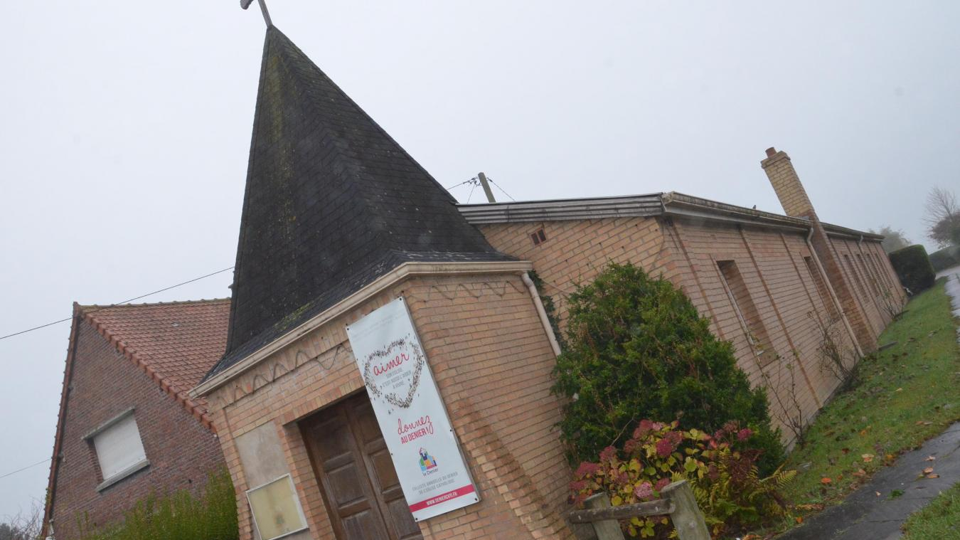 La chapelle du Grand-Millebrugghe, à Armbouts-Cappel, a trouvé son acquéreur. La signature de l'acte définitif de vente doit intervenir avant la fin de l'année.