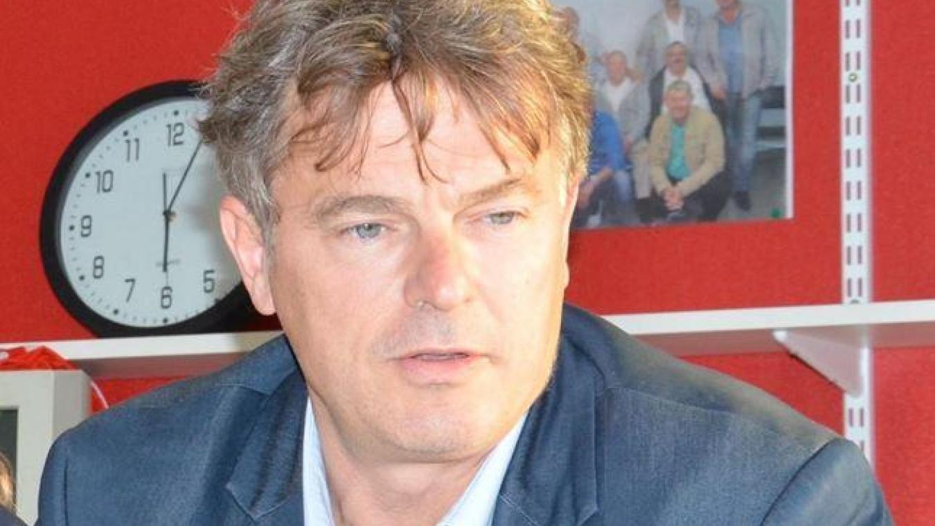 Béthune: Fabien Roussel, nouveau patron du Parti communiste français