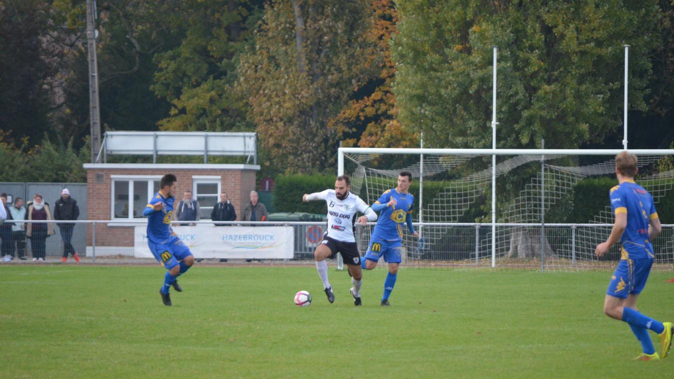 Le SCH affrontera l'AS Pays Neslois le 25 novembre au stade Damette.