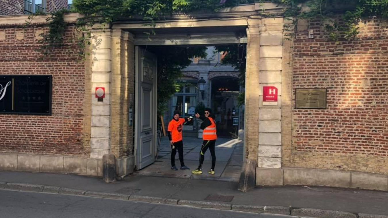 Le Schoebeque ouvrira ses portes aux coureurs le 24 novembre.