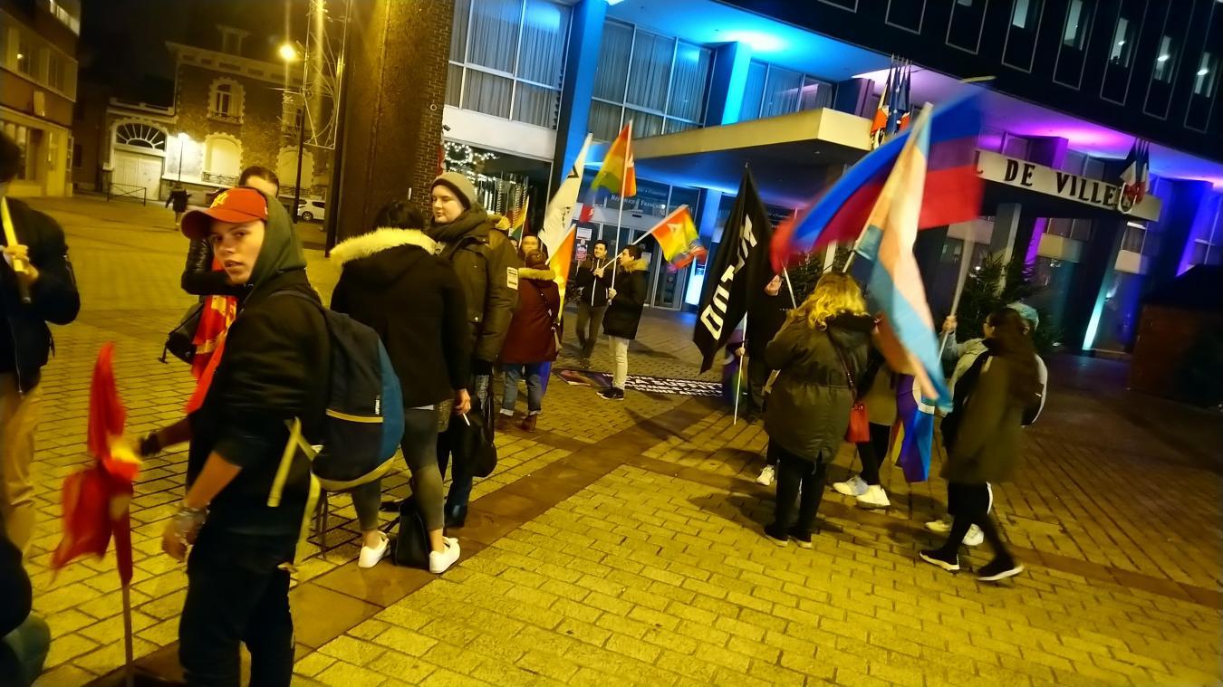 Lens: ils disent non à la haine LGBT