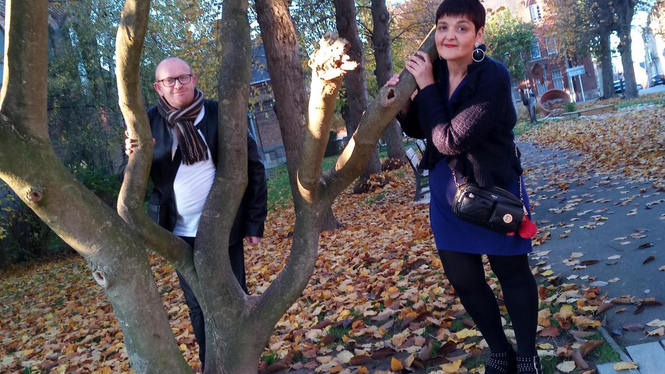 Gaëtan Lamérant et Marjori Doboz portent un projet de sandwicherie bio dans la cité de Mélusine.