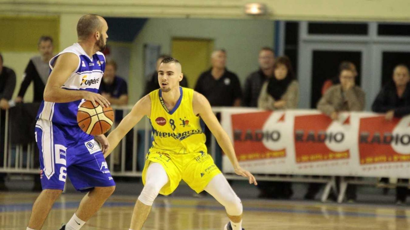 Les basketteurs berckois recevront de nouveau à domicile samedi 1 er  décembre.