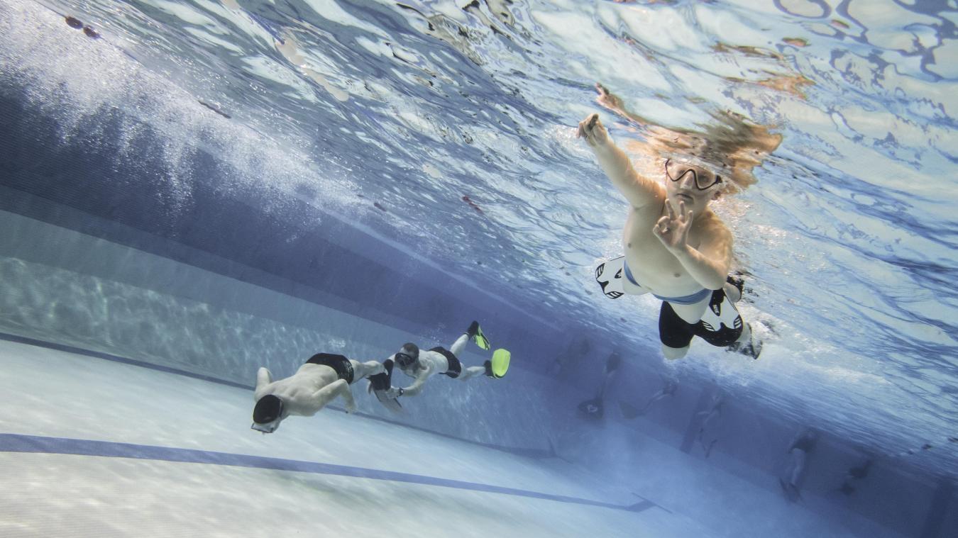 Maisnil-les-Ruitz: J'apprends à nager à Olhain revient