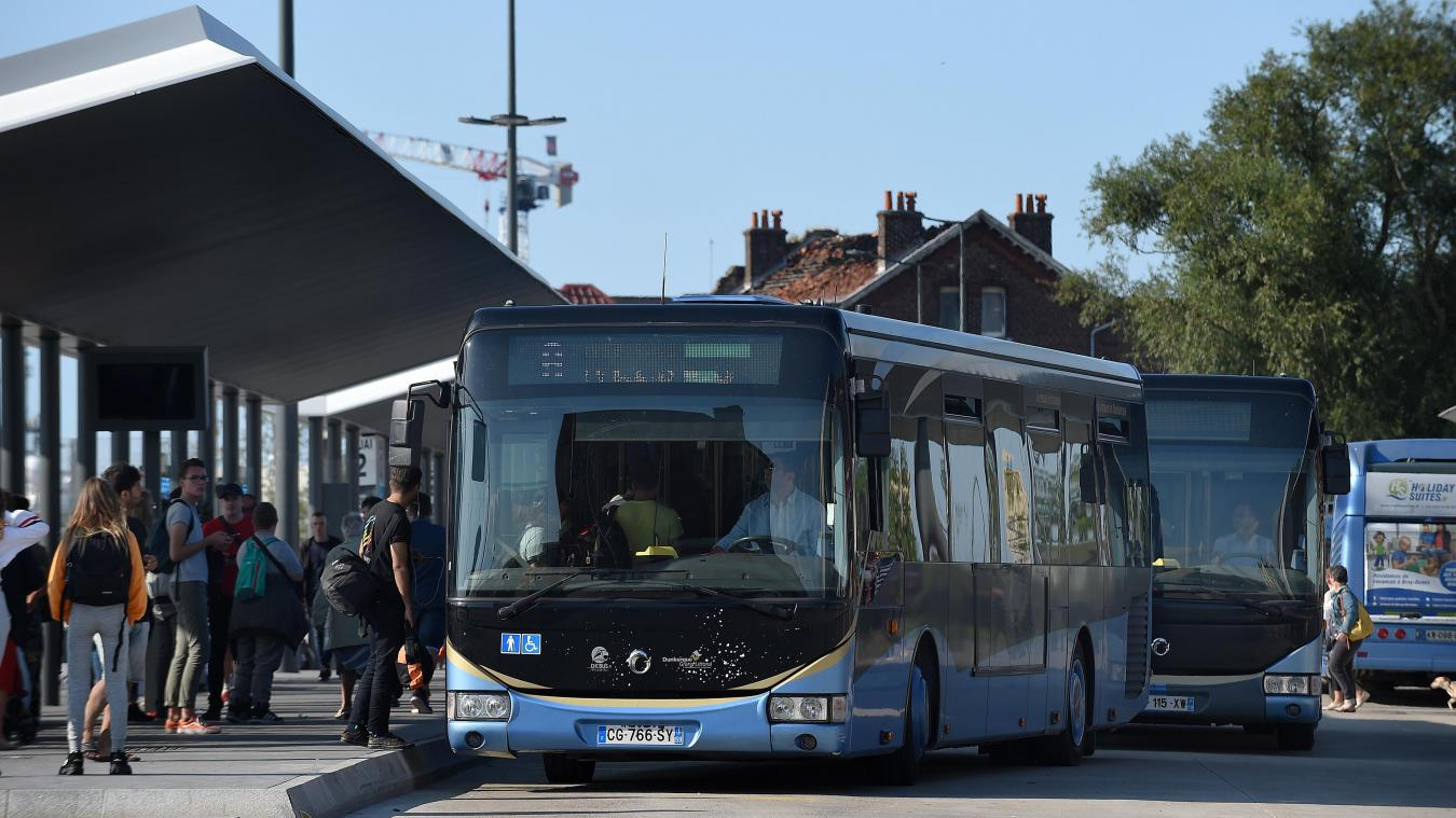 Un jeune de 19 ans agresse un chauffeur de bus
