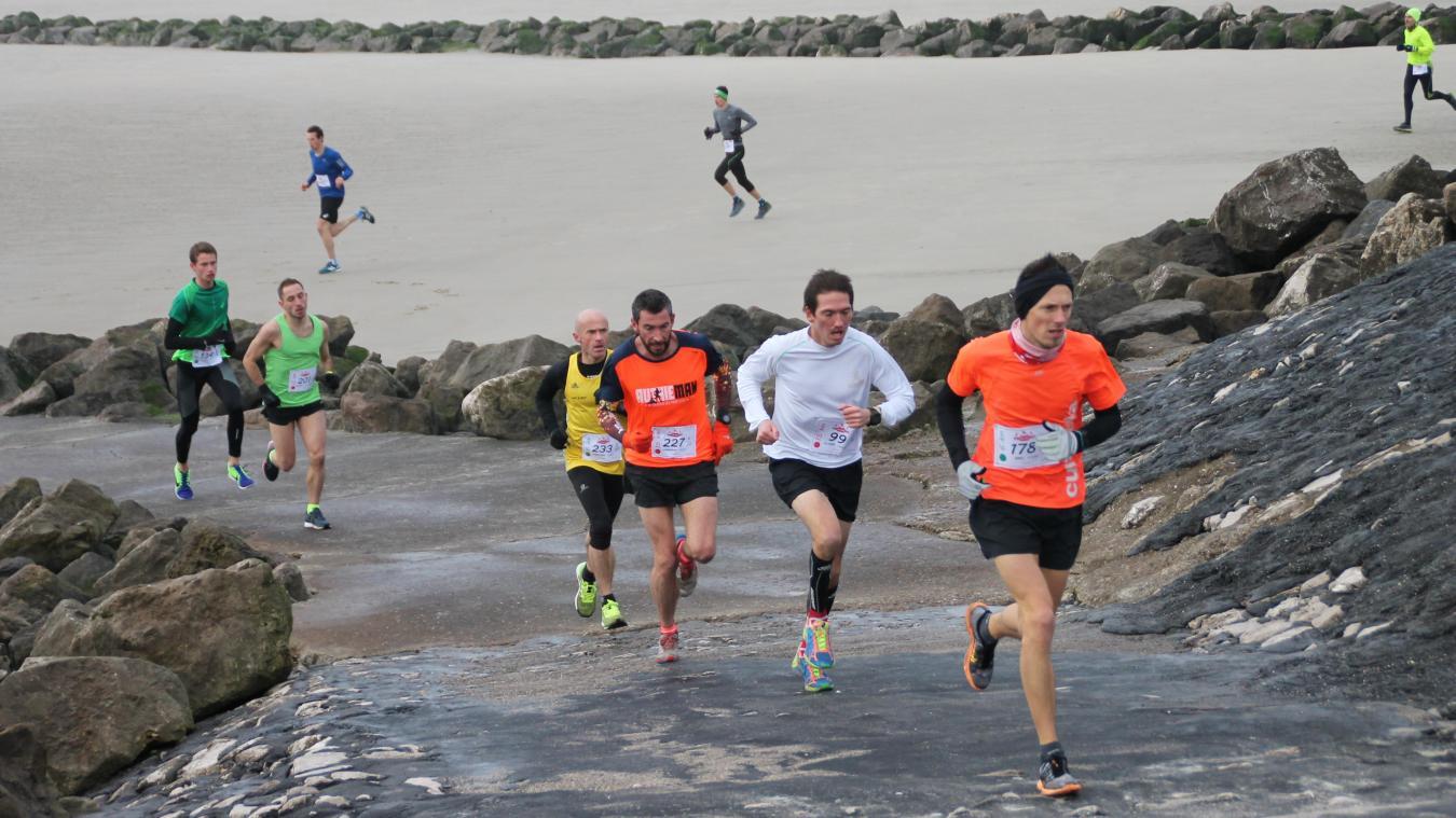 En 2017, la Red Run avait réuni plus de 340 participants.