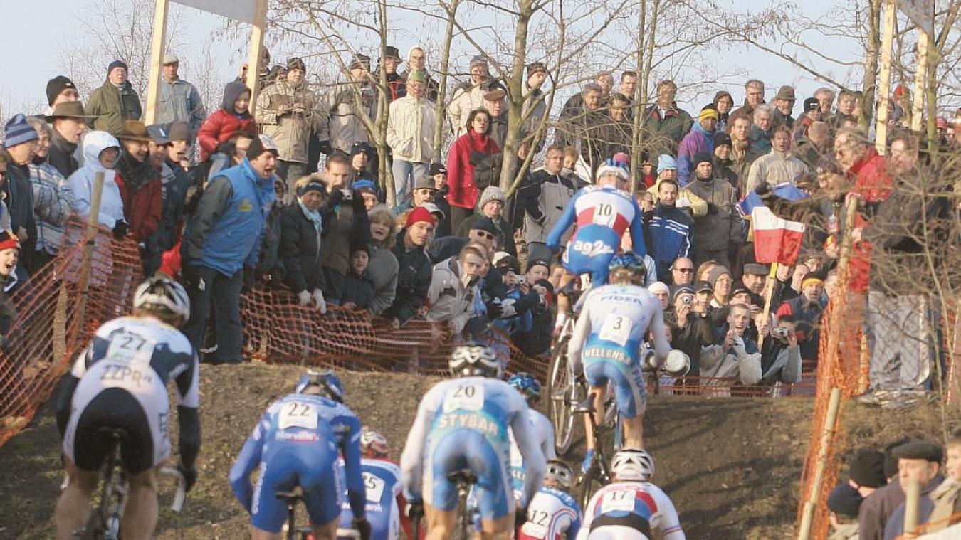 Vendin-le-Vieil: le championnat régional de cyclo-cross est reporté du fait de la présence de gens du voyage