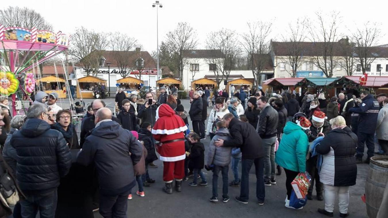 L'an dernier, le marché de Noël bullygeois avait attiré entre 3 000 et 4 000 personnes sur les deux jours.