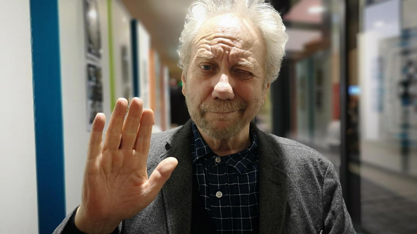 À 72 ans, Jackie Berroyer aligne 31 ans de carrière. C'est un grand, qui a joué avec les grands du cinéma français.