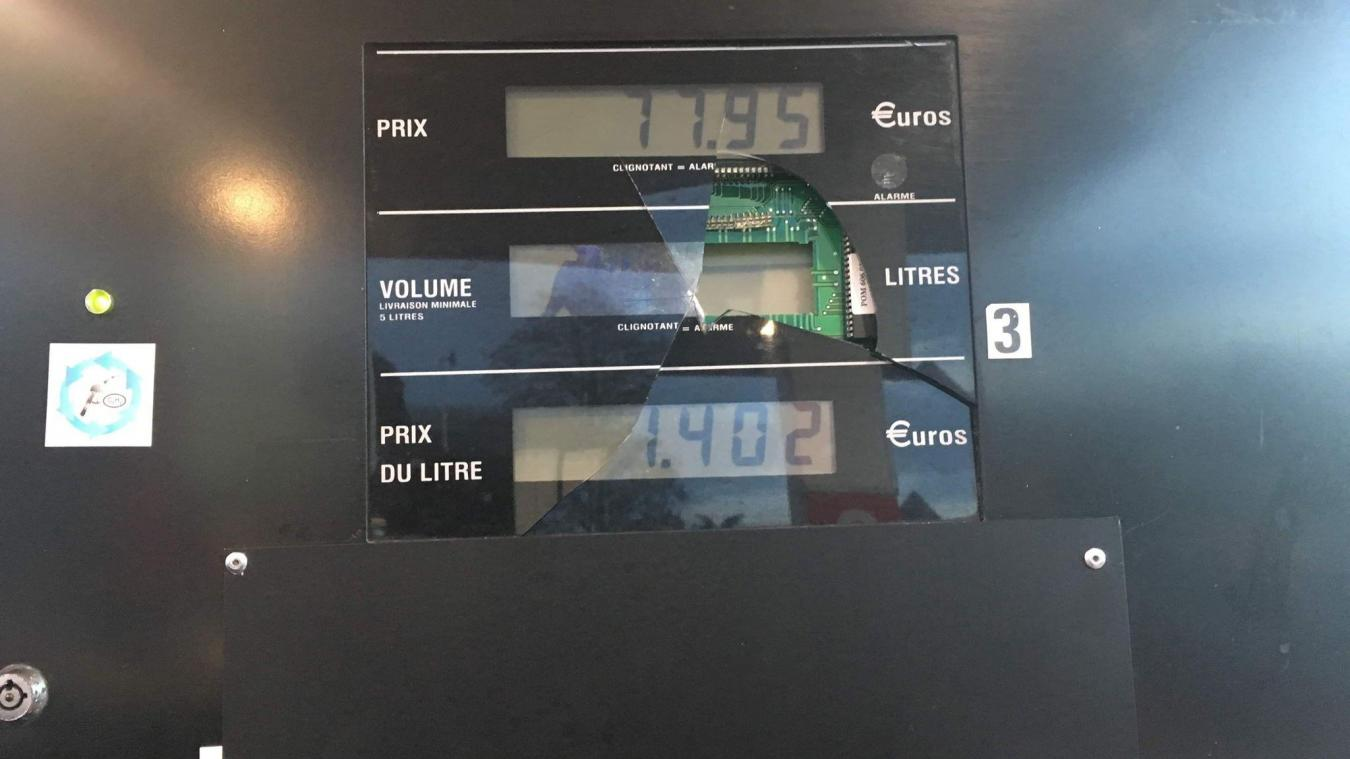 pompes à essence datant