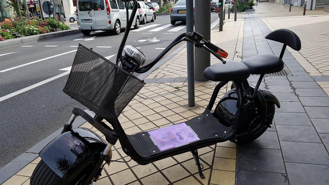 Trottinettes électriques: la communauté urbaine d'Arras y réfléchit