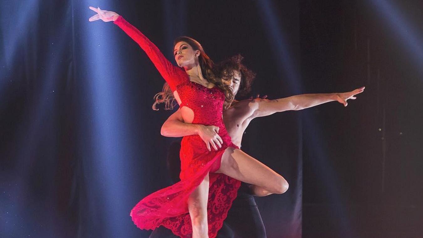 Danse avec les stars: pas de victoire pour Iris