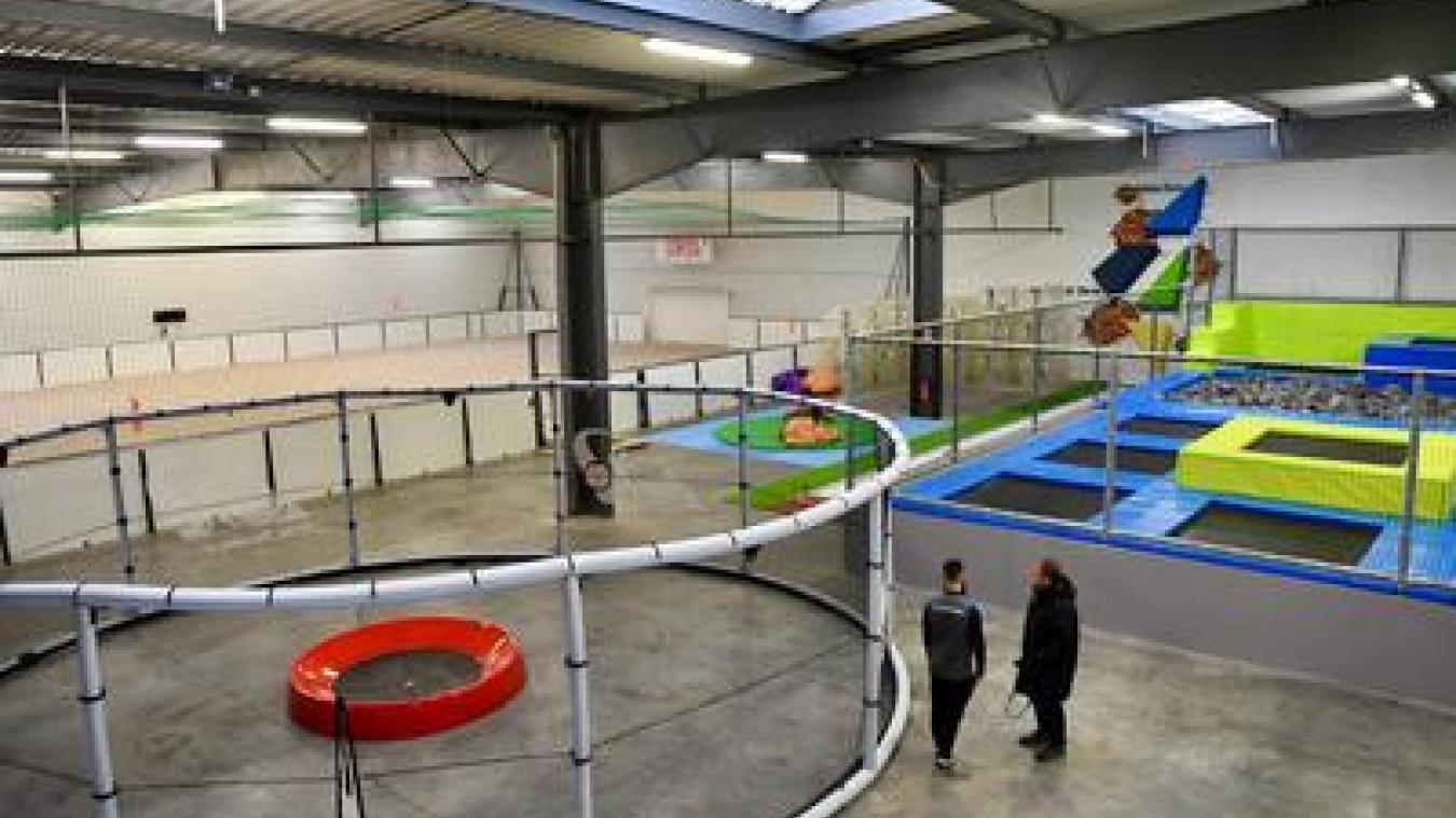 Le vendredi 16 février, un groupe de jeunes était dans l'aire de trampolines, quand l'un d'eux s'est blessé mortellement après une figure de haut vol, mêlant plusieurs saltos.