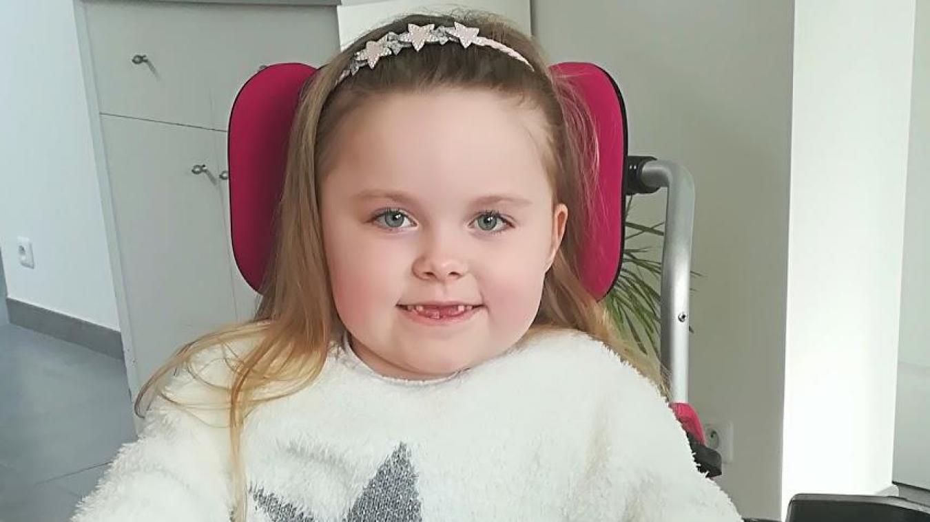 Assia est née le 15 mars 2012. Elle a soufflé, cette année, ses six bougies.