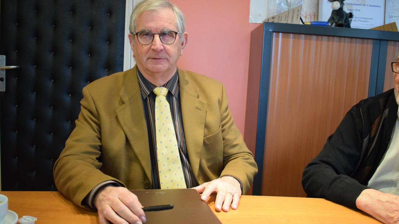 Le maire de Warhem quitte la vice-présidence de la CCHF