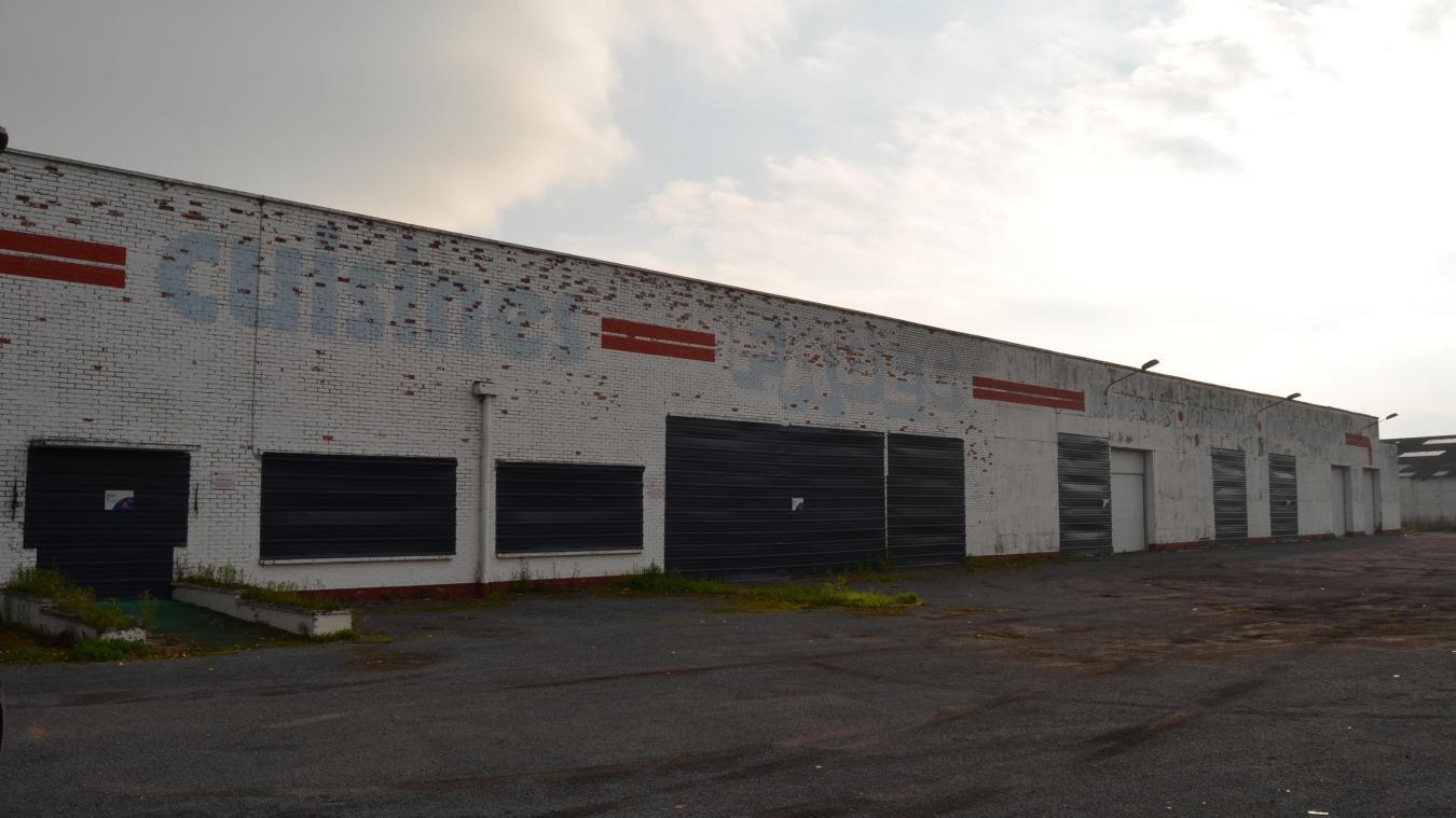 Le bâtiment de la friche Fabec va être racheté par M. Delabre.