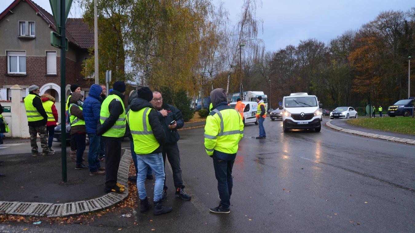 Gilets jaunes : La préfecture du Pas-de-Calais interdit des rassemblements dans l'Arrageois ce samedi